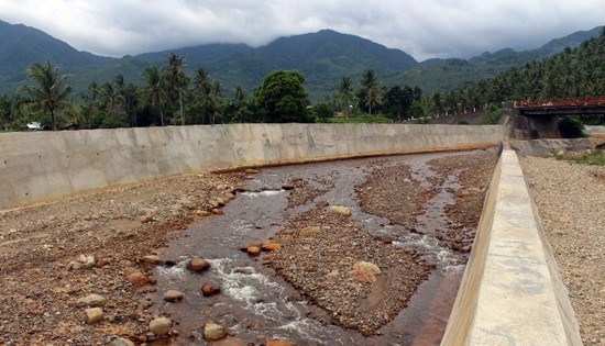 Biliran flood control projects
