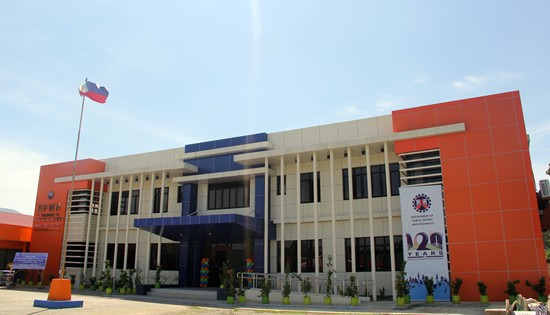 DPWH office building