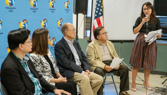 DTI business workshop for Filipinos in LA