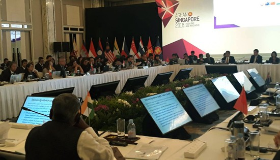 6th RCEP Ministerial Meeting