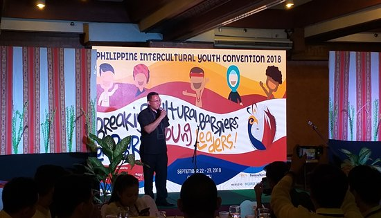 Philippine Intercultural Youth Convention (PIYC) 2018