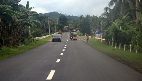 Calbayog asphalt overlay