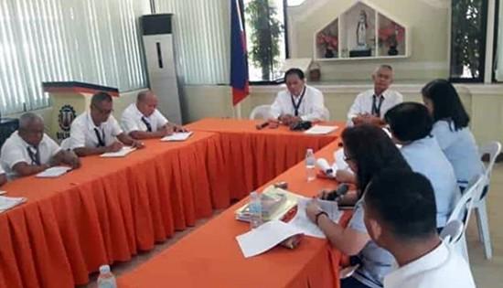 DPWH Biliran Internal Quality Audit