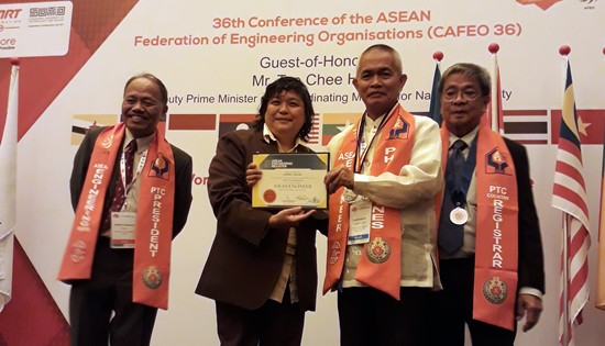 36th Conference of the ASEAN Federation of Engineering Organizations (AFEO)