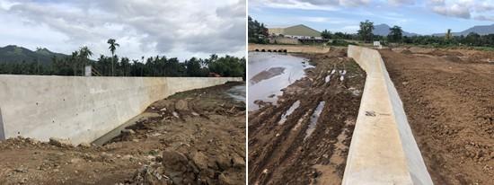 Caraycaray flood control