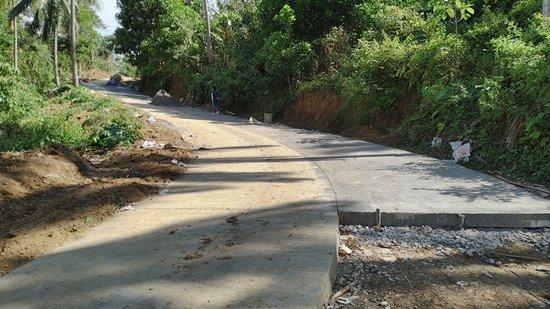 DPWH-Biliran 2018 FMR projects
