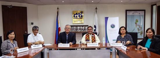 DTI CARD P3 partnership