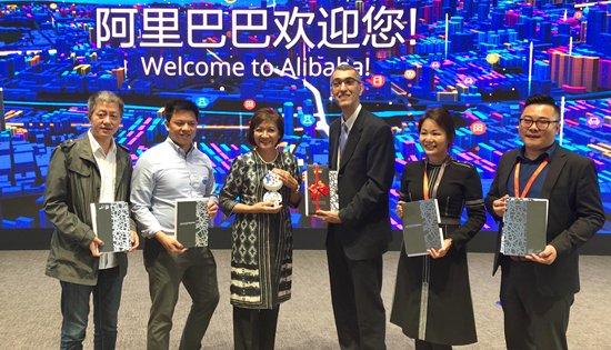 PH exporters visit Alibaba campus