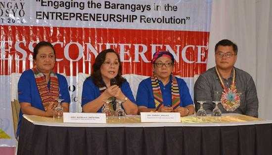 Zamboanga Peninsula Barangay Negosyo Summit