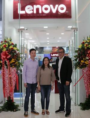 Lenovo concept store Tacloban