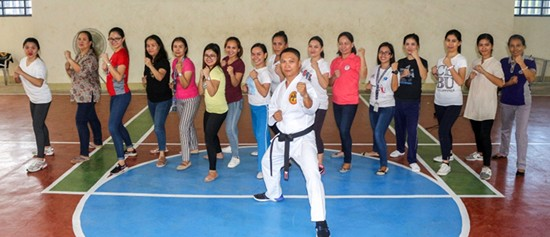 NMP women self-defense