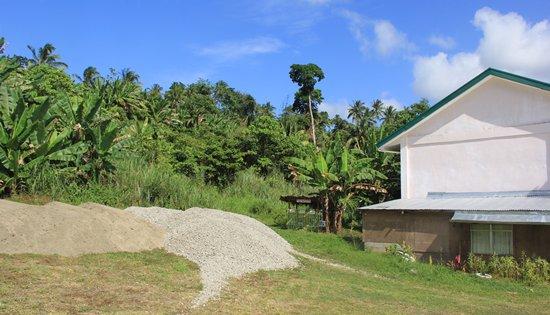 CADSEV new school building site