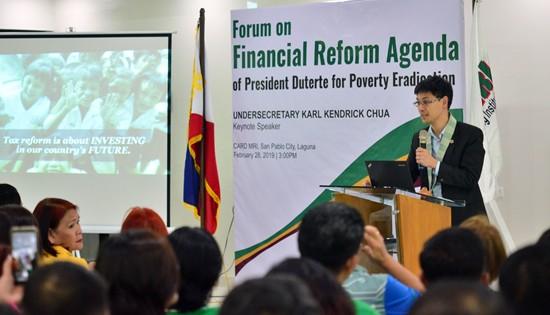 rice tariffication forum