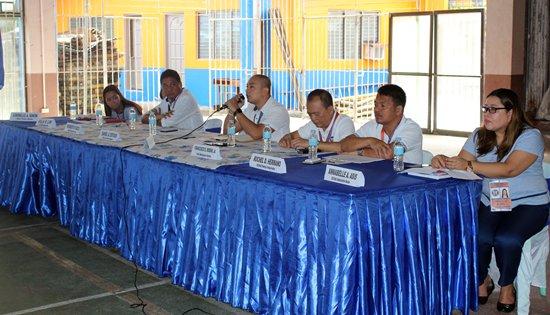 DPWH contractors meeting