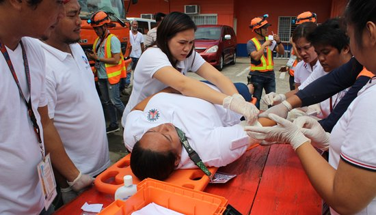 DPWH Nationwide Earthquake Drill