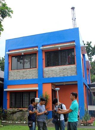 DPWH survey equipment system
