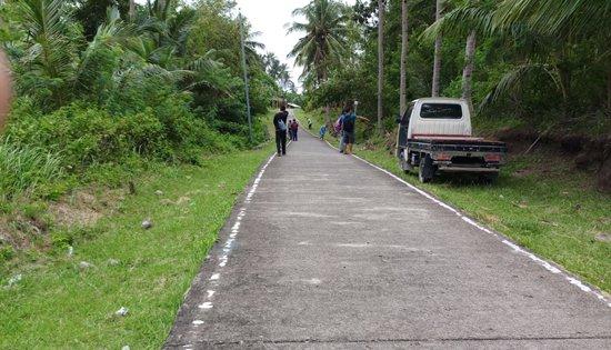Maripipi Circumferential Road