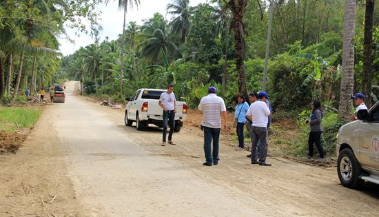 mawacat road projects