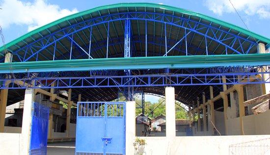 multi-purpose buildings in Samar