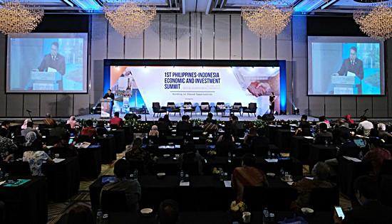 1st Philippines-Indonesia Economic and Investment Summit