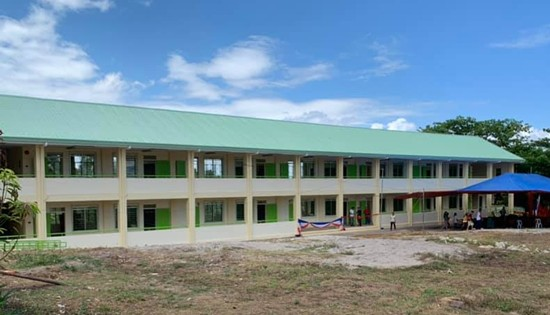 WeBHSAC school building project