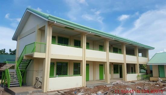 Biliran new school building
