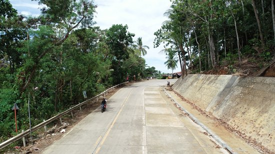 DPWH-Biliran 2018 infra projects