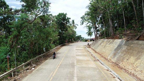 DPWH-Biliran 2018 infra projects