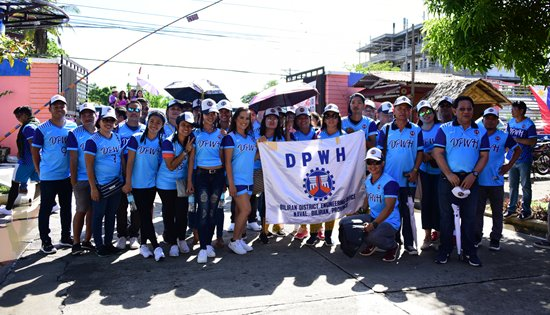 DPWH 121st Anniversary and Sportsfest
