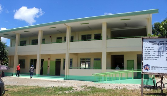 Hibunauan National High School