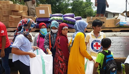 the ICRC in Basilan
