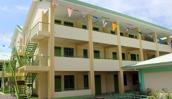 Julita Senior High School