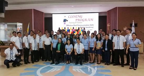 DPWH public speakers