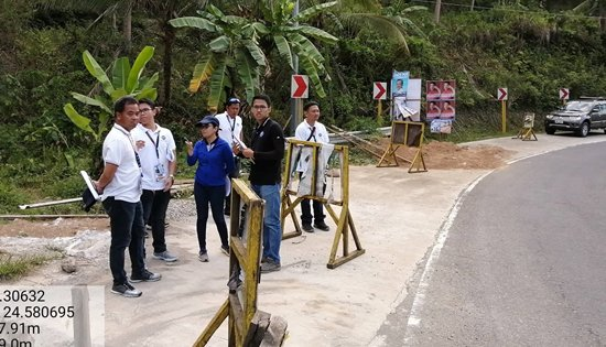 DPWH Road Safety Assessment Team