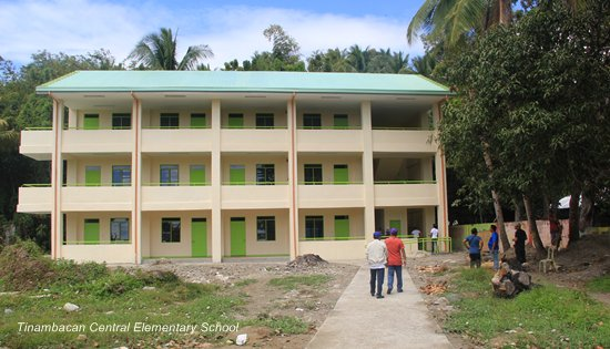 Tinambacan Central Elementary School