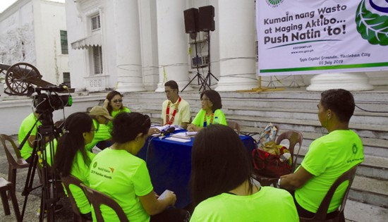 45th Nutrition Month in Tacloban