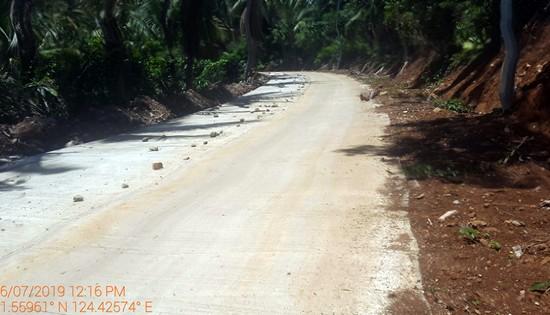 CarayCaray-Cabungaan-Libtong Road