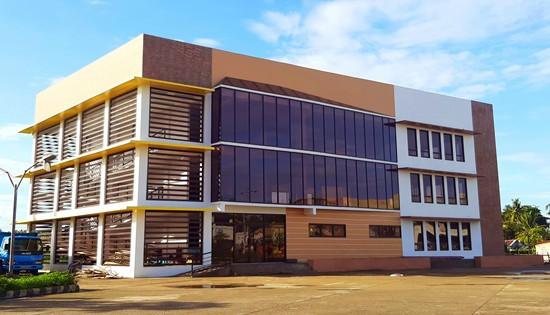Calbayog government center