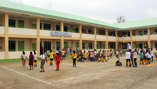 Granja-Kalinawan National High School