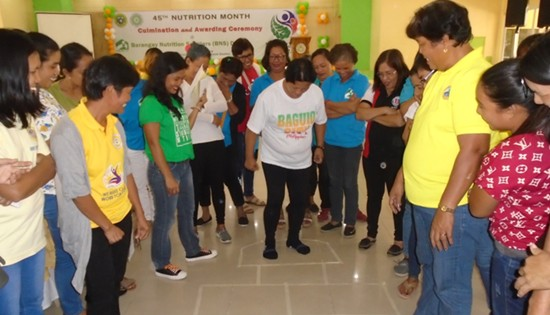 Nutrition Month contests