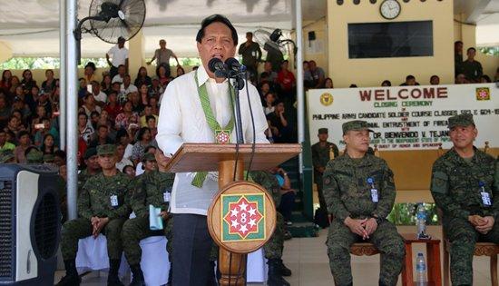 Ambassador Dr. Bienvenido V. Tejano