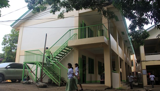 Calbayog National High School