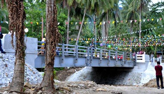 DAR Tulay ng Pangulo in Javier, Leyte