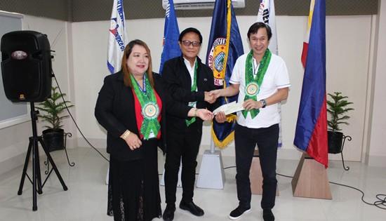DOLE RO-8 livelihood aid to Biliran