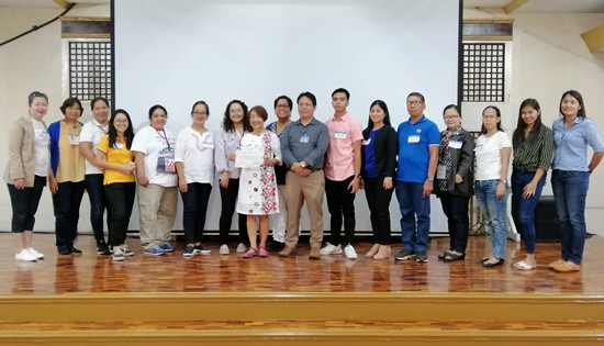 DPWH Information Officers