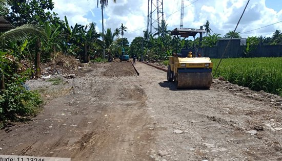 DPWH-DA FMR projects in Leyte