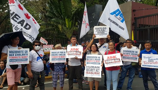 Alliance of Concerned Teachers (ACT) Philippines