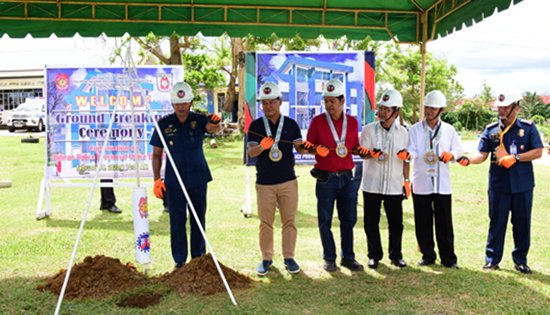 new Biliran Provincial Police Office (BPPO) building