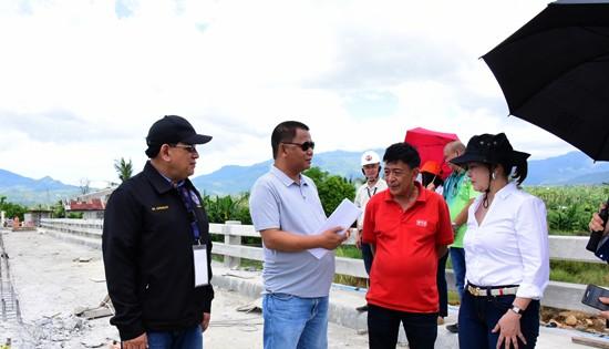 DPWH-8 Regional Director Nerie Bueno