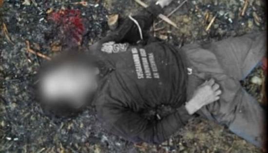 Killed CNT leader in Calbiga